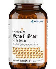 CALAPATITE BONE BUILDER W/ BORON 270 TAB (CAPB2) - NutrimentRx