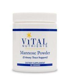 MANNOSE POWDER 50 GMS (MANN8) - NutrimentRx