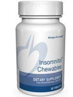 INSOMNITOL CHEWABLES 60 TABS (D04313) - NutrimentRx