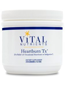 HEARTBURN TX* 218 GMS (HTX26)