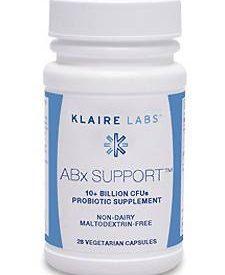 ABX SUPPORT™ 28 VEGCAP (ABXSU)