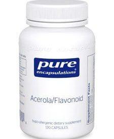 Acerola/Flavonoid 120 vcaps (ACERO)