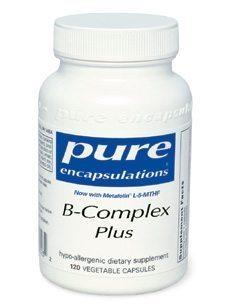 B-Complex Plus 120 vcaps (BCO19)