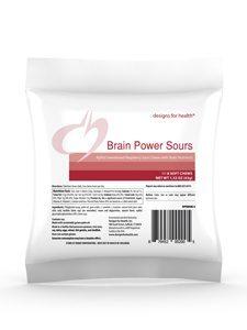 Brain Power Sours (TEN PACK) 80 gms (BRA22)