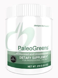 PaleoGreens Unflavored 270g- CA ONLY (D03385)