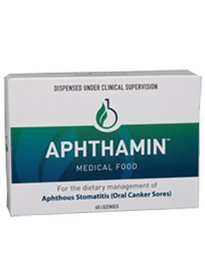 Aphthamin (Sito Medica) 60 lozenges (D04016)