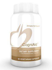 CogniAid 60 vegcaps (D04054)