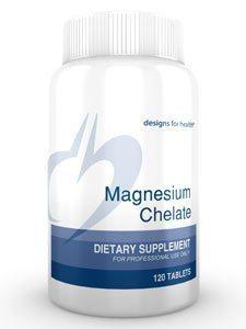 Magnesium Chelate 120 tabs (D04450)