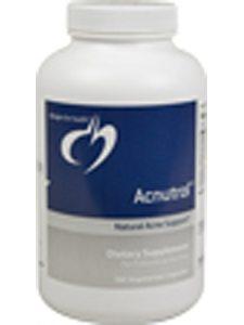 Acnutrol 180 vegcaps -CA Only (DACN180CA)