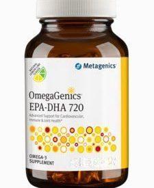 OmegaGenics™ EPA-DHA 720 Lemon 120 gels (EPA34)