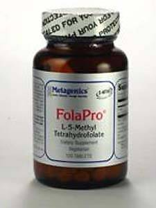 FolaPro 800 mcg 120 tabs (FOLA1)