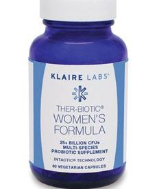Ther-Biotic Women's Formula 60 vegcap (KTWF)