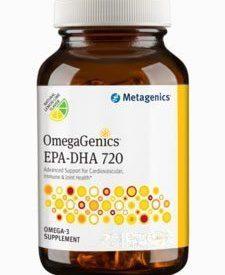 OmegaGenics™ EPA-DHA 720 Lemon 240 gels (M27804)