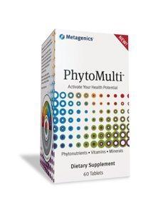PhytoMulti (Iron Free) 60 tabs (M29037)