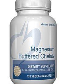 Mag Buffered Chelate 300 mg 120 vegcaps (MAG78)