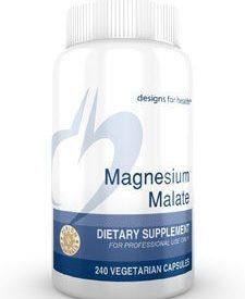 Magnesium Malate 240 vegcaps (MMC24)