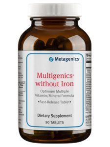 Multigenics without Iron 90 tabs (MU029)