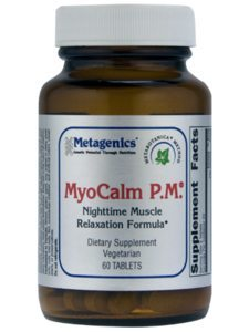 MyoCalm P.M. 60 tabs (MY041)
