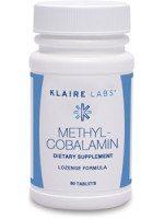 Methylcobalamin 60 tabs (MET15)