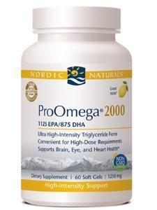 ProOmega 2000 60 softgels (N21388)