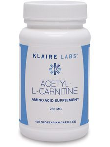 ACETYL L-CARNITINE 100 VEGCAP (NAC16)