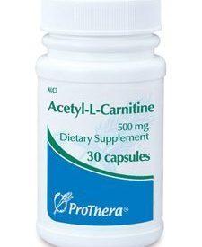 ACETYL-L-CARNITINE 30 CAPS (P10109)