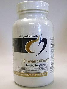 Q-Avail 100 mg 60 gels (QAVAI)