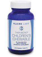 Ther-Biotic Children's Chewable 60 tabs (KTCC)
