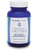 Ther-Biotic Factor 6 60 vegcap (KTF6)