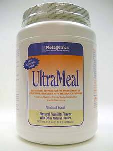UltraMeal RICE Vanilla 26 oz (UMVR)