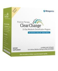 CLEAR CHANGE 10-DAY DETOX VANILLA (M44337)